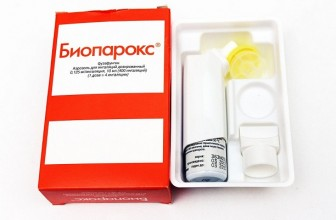 Биопарокс запретили к использованию в России