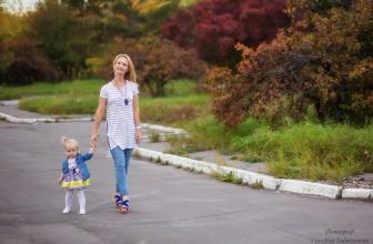 Монтессори-мама Полина: «Главное, чтобы дочка росла счастливой»